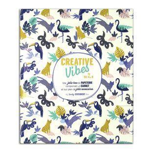 Scatola di cartoleria - Creative Vibes