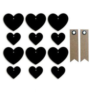Slates stickers - large & small...