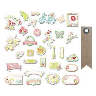 Assortiment von 31 Kartons - Secret...