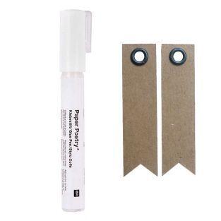 Penna colla per scrapbooking - 4 mm +...