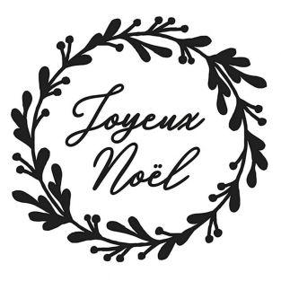 Thinlits cutting dies - Joyeux Noël