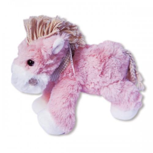 Plush Horse - pink