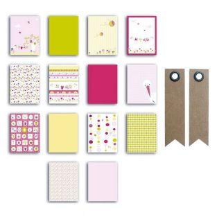 Bloque de papel para Scrapbooking -...