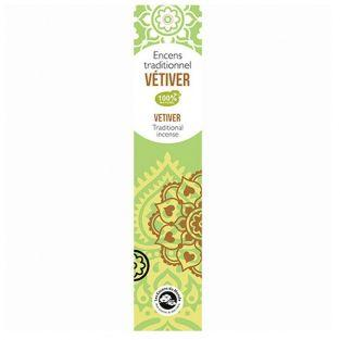 Vetiver Indian incense