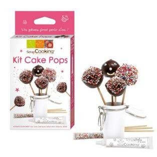 Kit fabrication Cake Pops