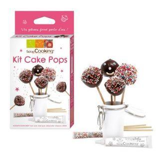 Kit fabrication Cake Pops