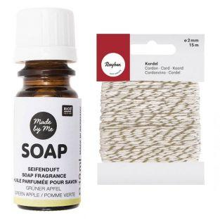 Scented oil for soap 10 ml Apple +...