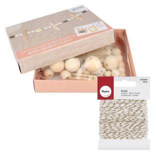 DIY-Box für Weihnachtsdekoration...