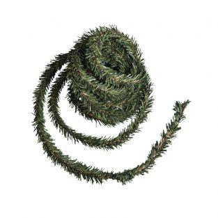 Mini Weihnachtsbaum Girlande 2 cm x 3 m