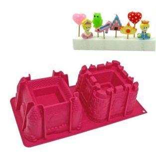 Kit torta di compleanno principessa