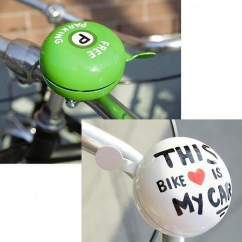 2 sonnettes vélo