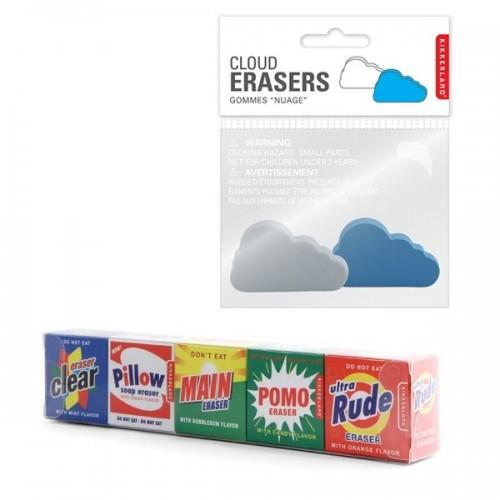 Cloud + Laundry Rubbers