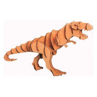 Maquette de tyrannosaure en carton 10...