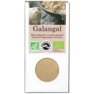 Galgant Pulver 35g