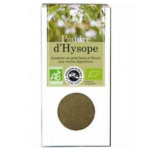 Hisopo en polvo 25 g