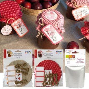 Kit für Marmelade