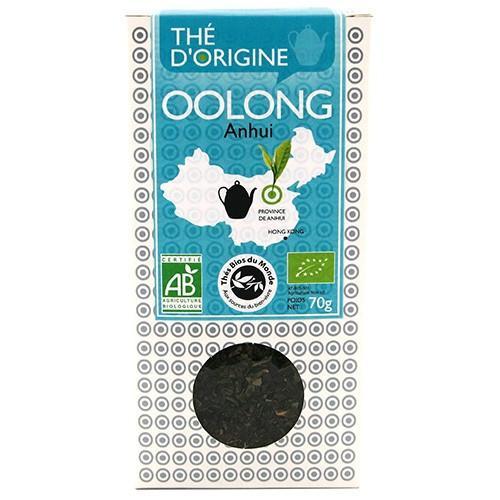 Blue Green tea oolong organic