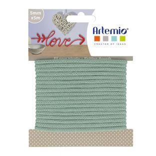 Fil à tricotin 5 mm x 5 m - Lichen