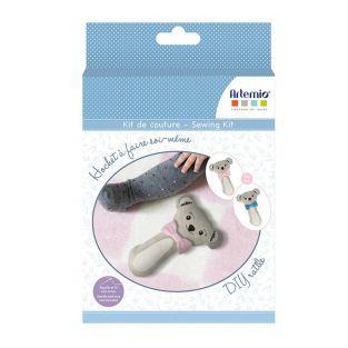 Do-it-yourself Koala Rattle Kit