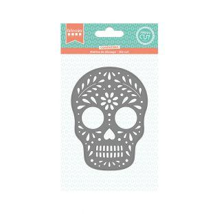 Cutting die - Skull - Viva la vida