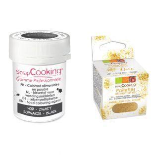 Colorante alimentario en polvo 5 g...