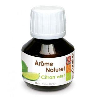 "Natural flavouring ""Lime"""