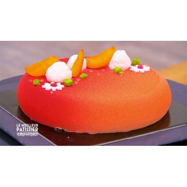 spray pâtisserie velours blanc - cuisine créative - youdoit.fr