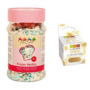Sugar sprinkle Medley for frozen...