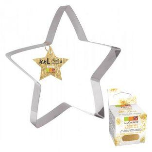 XXL stainless steel pastry cutter...