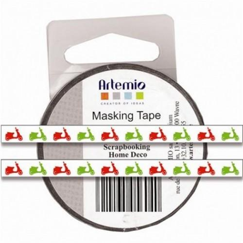 Masking tape Vespa