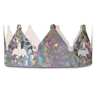 2 corone di cartone per torta dei re...