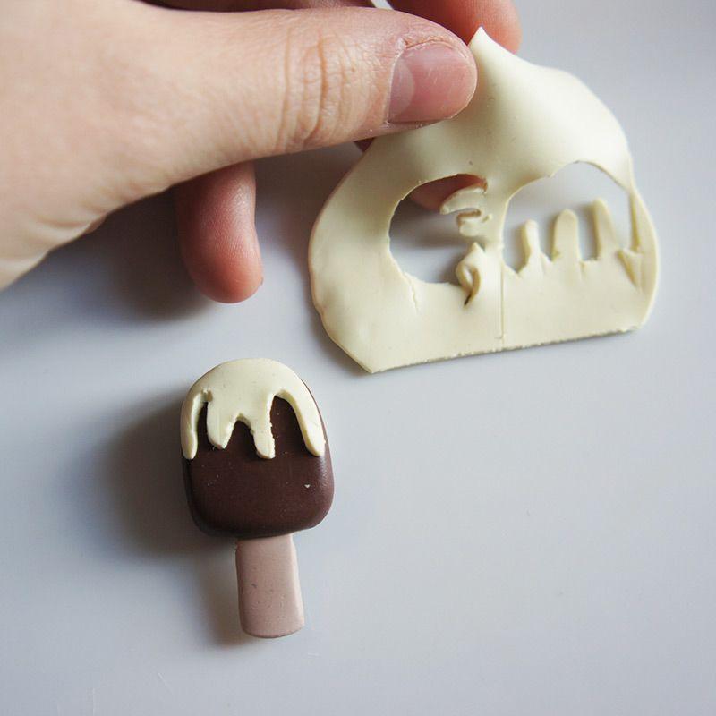 Kawai modelling case - polymer clay