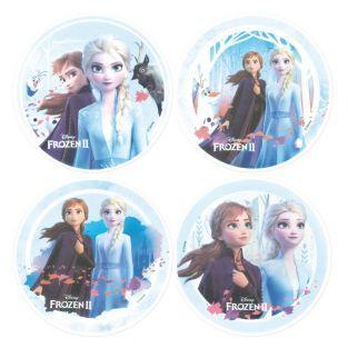4 Dischi cialda commestibili - Frozen...