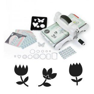 Big Shot Cutting Machine Sizzix +...