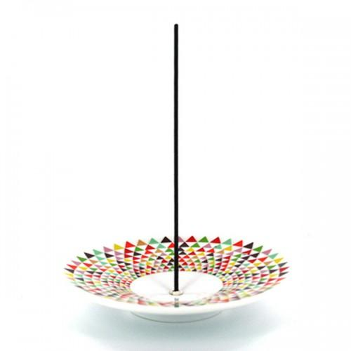 Incense holder - Mosaic cup