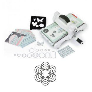 Big Shot Cutting Machine Sizzix + 5...