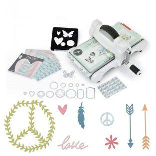 Big Shot Cutting Machine Sizzix -...