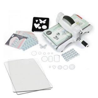 Big Shot Cutting Machine Sizzix + 2...
