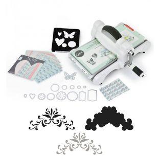 Big Shot Cutting Machine Sizzix + 3...