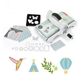 Big Shot Cutting Machine Sizzix + 4...