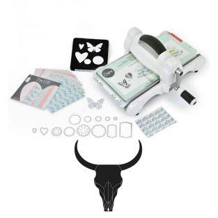 Sizzix Big Shot Stanzmaschine +...
