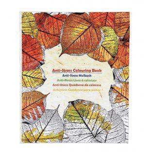Libro para colorear contra el estrés