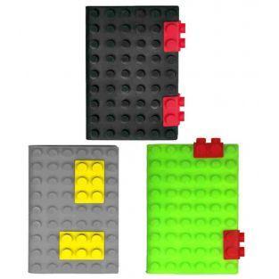 Carnet briques à emboîter