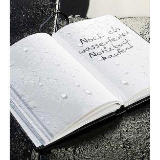 Cuaderno impermeable
