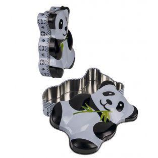Caja de metal - Panda