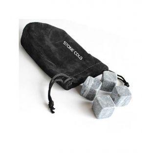 Cubos de hielo - piedra