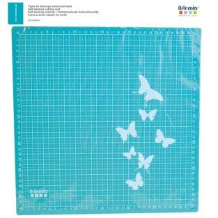 Selbstheilende Schneidematte 32 x 32 cm