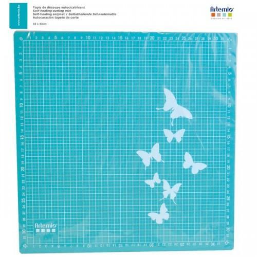 Tapis de découpe autocicatrisant 32 x 32 cm