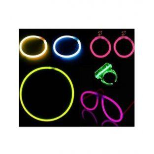 Phosphorescent evening kit - glow party