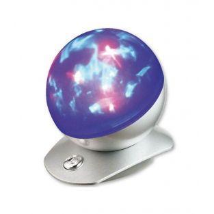 Lámpara de esfera de proyección